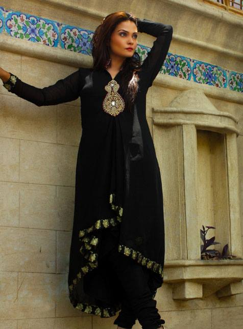 Latest Dresses Designer Collection 2013 For Women 001