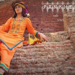 Latest Eid Dress Collection Casual Wear 2013 By Pankheri (5)