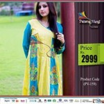 Latest Eid Dresses Collection 2013 For Ladies By Patang Vargi (2)