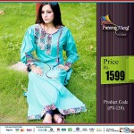 Latest Eid Dresses Collection 2013 For Ladies By Patang Vargi (8)