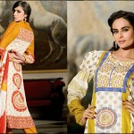Latest Eid Lawn Collection 2013 for Women & Girls by Ittehad Textiles 002