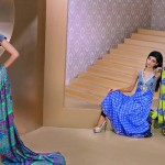 Latest Eid Lawn Collection 2013 for Women & Girls by Ittehad Textiles 003