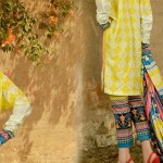 Latest Eid Lawn Collection 2013 for Women & Girls by Ittehad Textiles 004