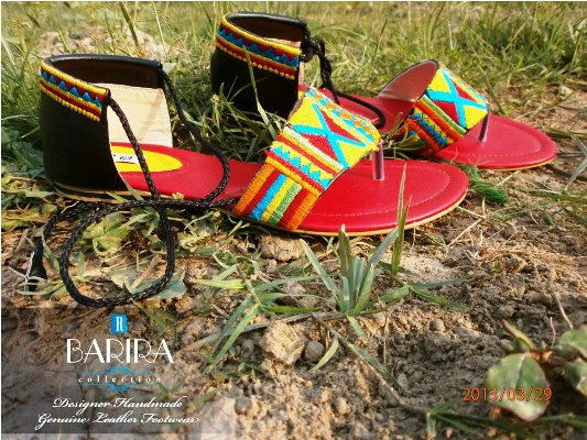 Shoes 2013 Leather Genuine Handmade For Women By Barira
