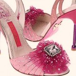 Latest Pakistani Bridal Shoes Collection (2)