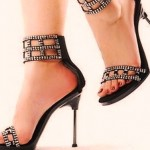 Latest Pakistani Bridal Shoes Collection (3)