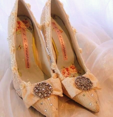 Shoes Bridal Pakistani Collection 2013