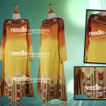 Latest Party Wear Collection 2013 For Women & Girls by Needle Impressions 001