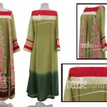 Latest Party Wear Collection 2013 For Women & Girls by Needle Impressions 004