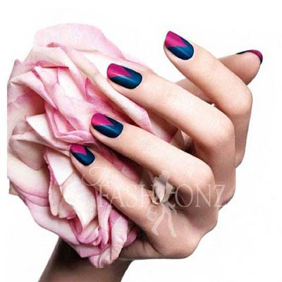 Nail Art Designs 2013 For Girls 004