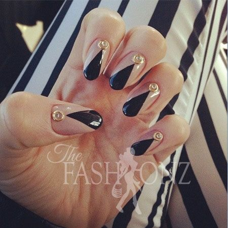 Nail Art Designs 2013 For Girls 005