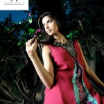 Najia Malik Latest Summer Semi Formal Wear Collection 2013 003