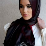 New Arabic Scarf Trend Collection 2013-14 Foe Women And Girls