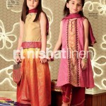 Nishat Linen Kids Eid Collection 2013 For Women 001