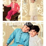 Nishat Linen Kids Eid Collection 2013 For Women 005