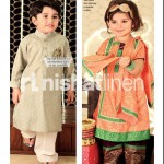 Nishat Linen Kids Eid Collection 2013 For Women 006