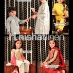 Nishat Linen Kids Eid Collection 2013 For Women 007