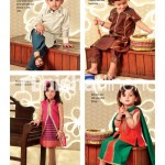 Nishat Linen Kids Eid Collection 2013 For Women 008