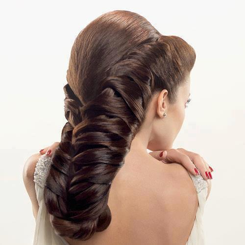 Prom Casual and Party Hairstyles 2013 004
