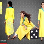 Red Tree Casual Wear Dresses Collection 2013 For Girls 002