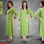 Red Tree Casual Wear Dresses Collection 2013 For Girls 005