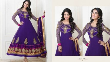 Rivaaj Eid 2013 Special Frocks Collection 001