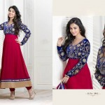 Rivaaj Eid 2013 Special Frocks Collection 006