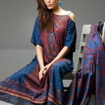 Riwaj Collection Vol 3 For Women 2013 By Shariq Textile 002