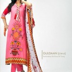 Sitara Serene Latest Summer Lawn Collection 2013 For Women 002
