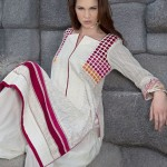 Sticherry Embroidery Collection 2013 by LSM Fabrics For Women 001