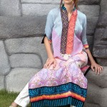 Sticherry Embroidery Collection 2013 by LSM Fabrics For Women 003