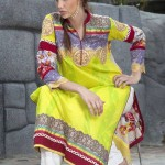 Sticherry Embroidery Collection 2013 by LSM Fabrics For Women 004