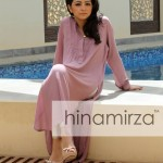 Stylish Eid Summer Dress Collection 2013 For Women By Hina Mirza (2)