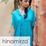 Stylish Eid Summer Dress Collection 2013 For Women By Hina Mirza (3)