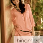 Stylish Eid Summer Dress Collection 2013 For Women By Hina Mirza (4)