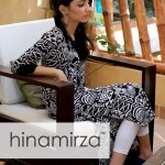 Stylish Eid Summer Dress Collection 2013 For Women By Hina Mirza (7)