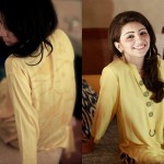 Stylish Eid Summer Dress Collection 2013 For Women By Hina Mirza (8)