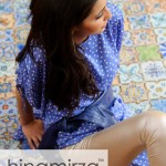 Stylish Eid Summer Dress Collection 2013 For Women By Hina Mirza (9)