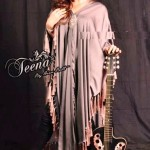 Teena by Hina Butt Evening Wear Collection 2013 for Ladies (3)