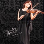 Teena by Hina Butt Evening Wear Collection 2013 for Ladies (8)