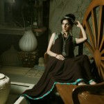 Umsha by Uzma Babar Vintage 2013 New Collection For Ladies (1)