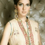 Umsha by Uzma Babar Vintage 2013 New Collection For Ladies (2)