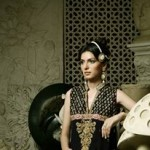 Umsha by Uzma Babar Vintage 2013 New Collection For Ladies (5)