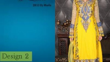 Yashfeen Lawn Eid Collection Summer 2013 For Girls 001
