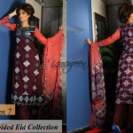 Yashfeen Lawn Eid Collection Summer 2013 For Girls 003
