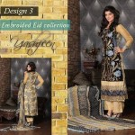 Yashfeen Lawn Eid Collection Summer 2013 For Girls 004