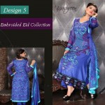 Yashfeen Lawn Eid Collection Summer 2013 For Girls 008
