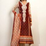 Zaheer Abbas Lawn Collection 2013 For Women 001