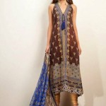 Zaheer Abbas Lawn Collection 2013 For Women 005