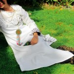 Zahra Ahmad Casual Wear Dresses Collection 2013 For Summer 001